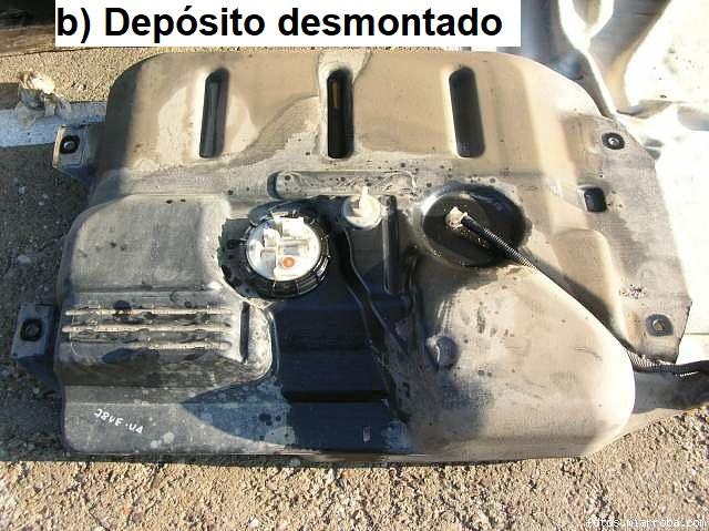 Depósito de combustible