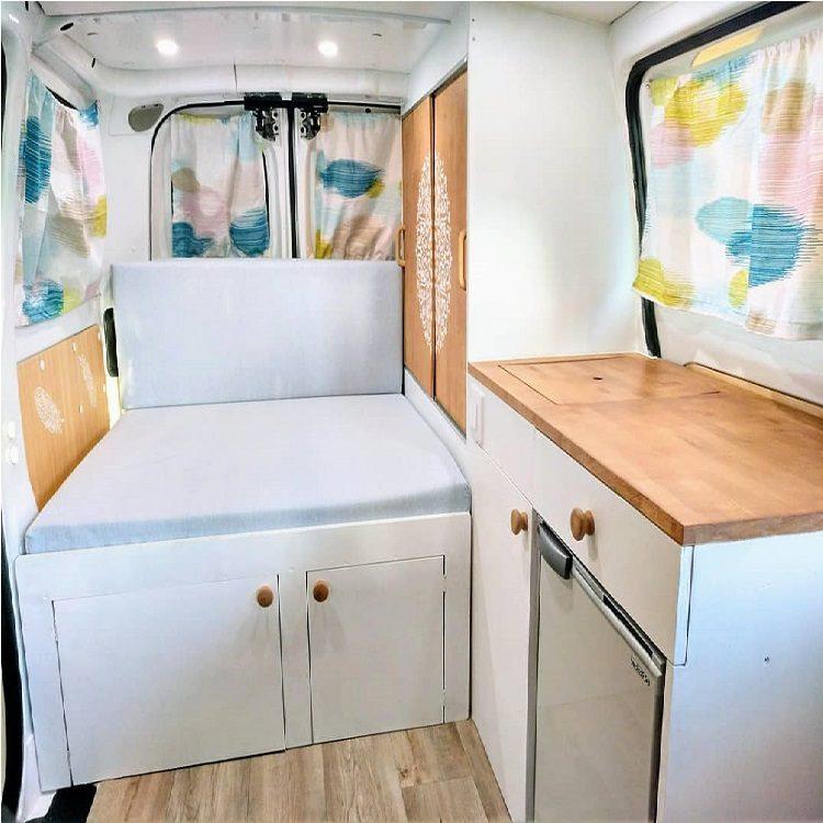 Homologación de furgonetas camper