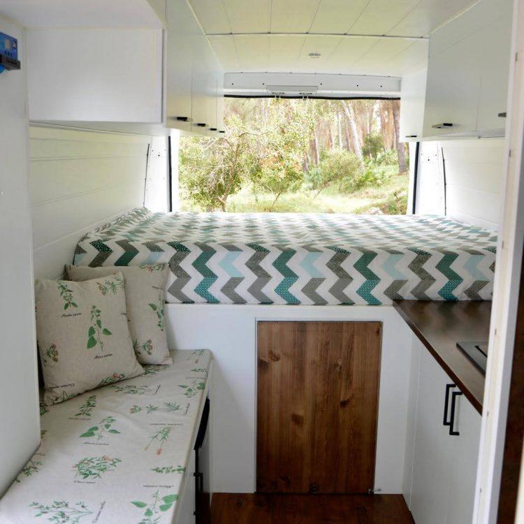 Homologación furgonetas camper